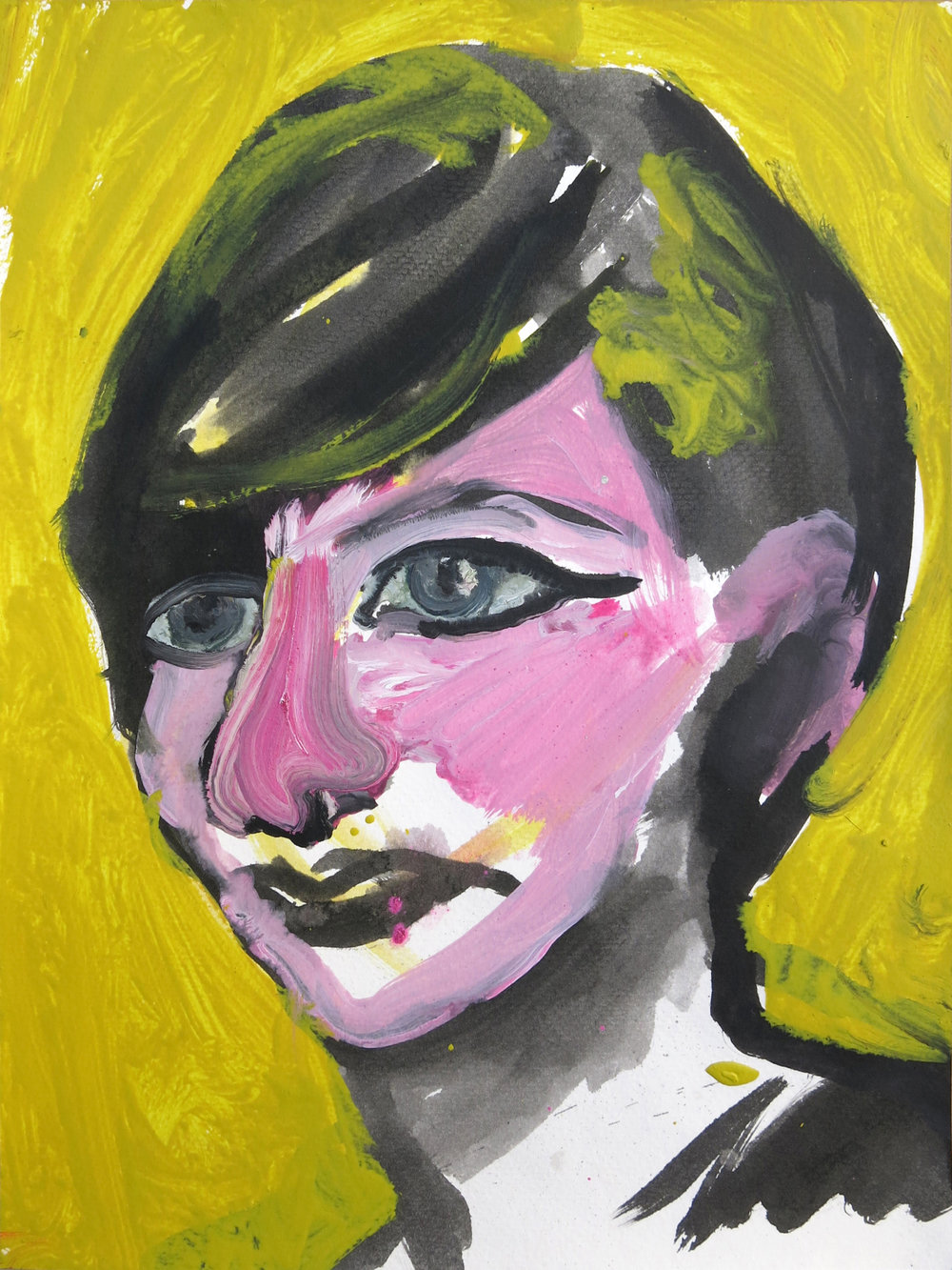 Barbra Streisand Portrait #109
