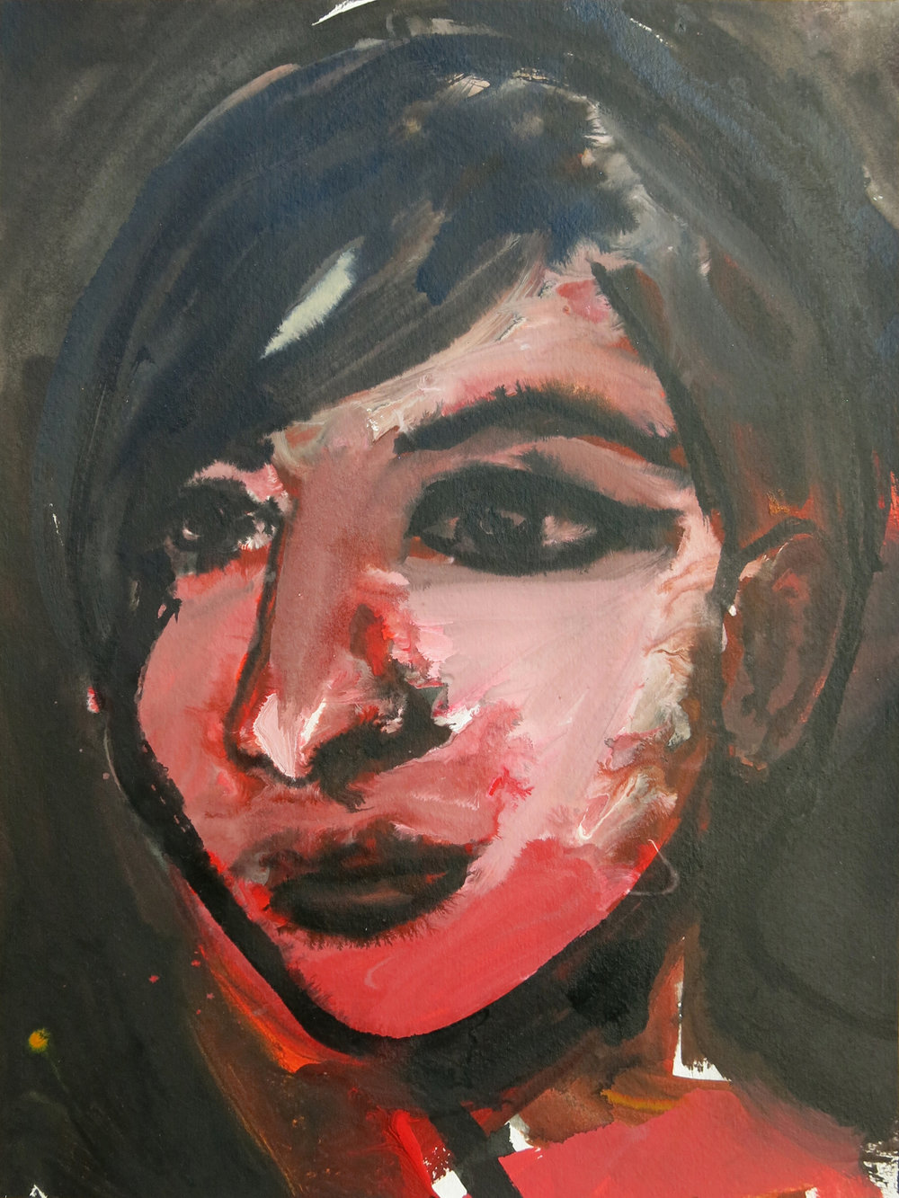 Barbra Streisand Portrait #115