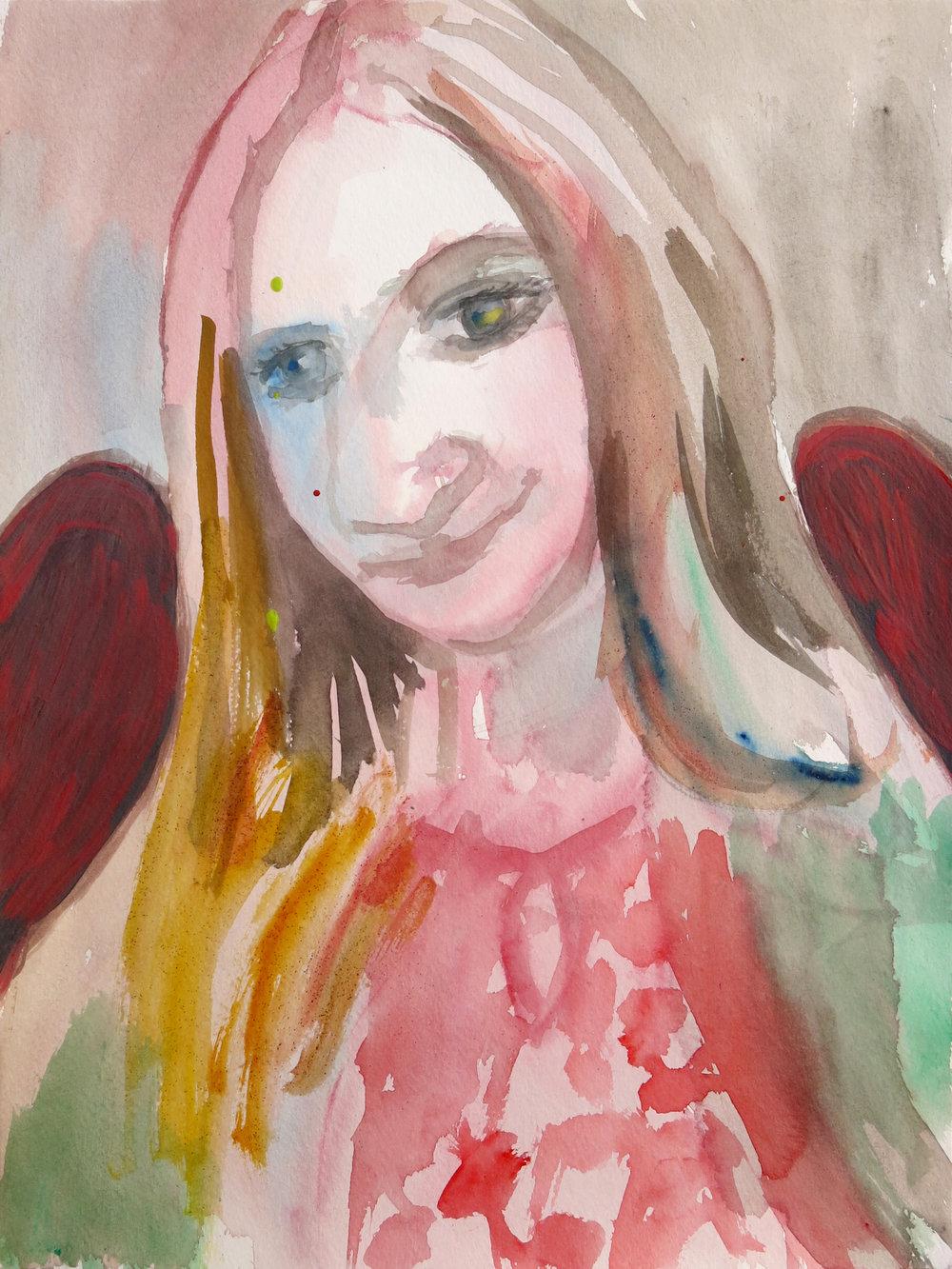 Barbra Streisand Portrait #116