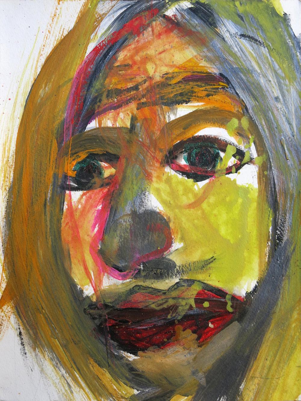 Barbra Streisand Portrait #128