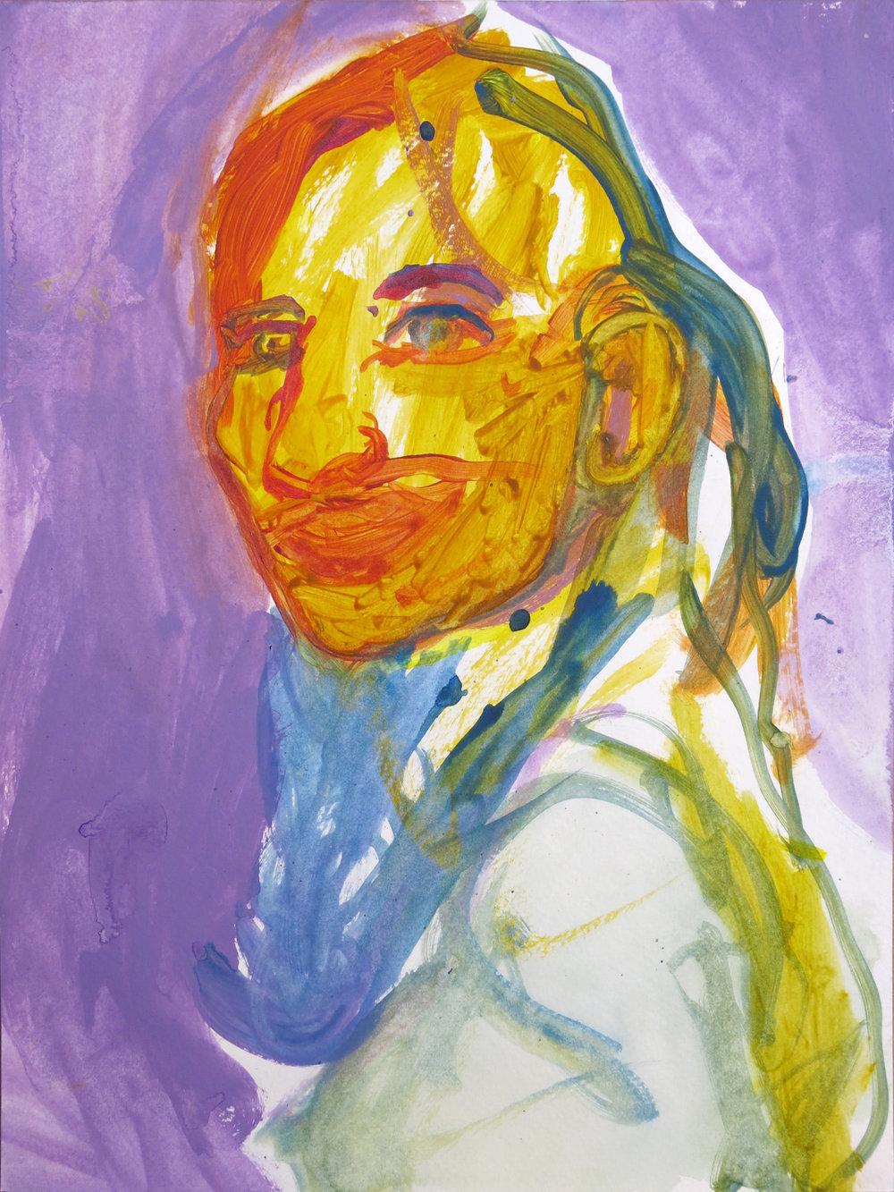 Barbra Streisand Portrait #129