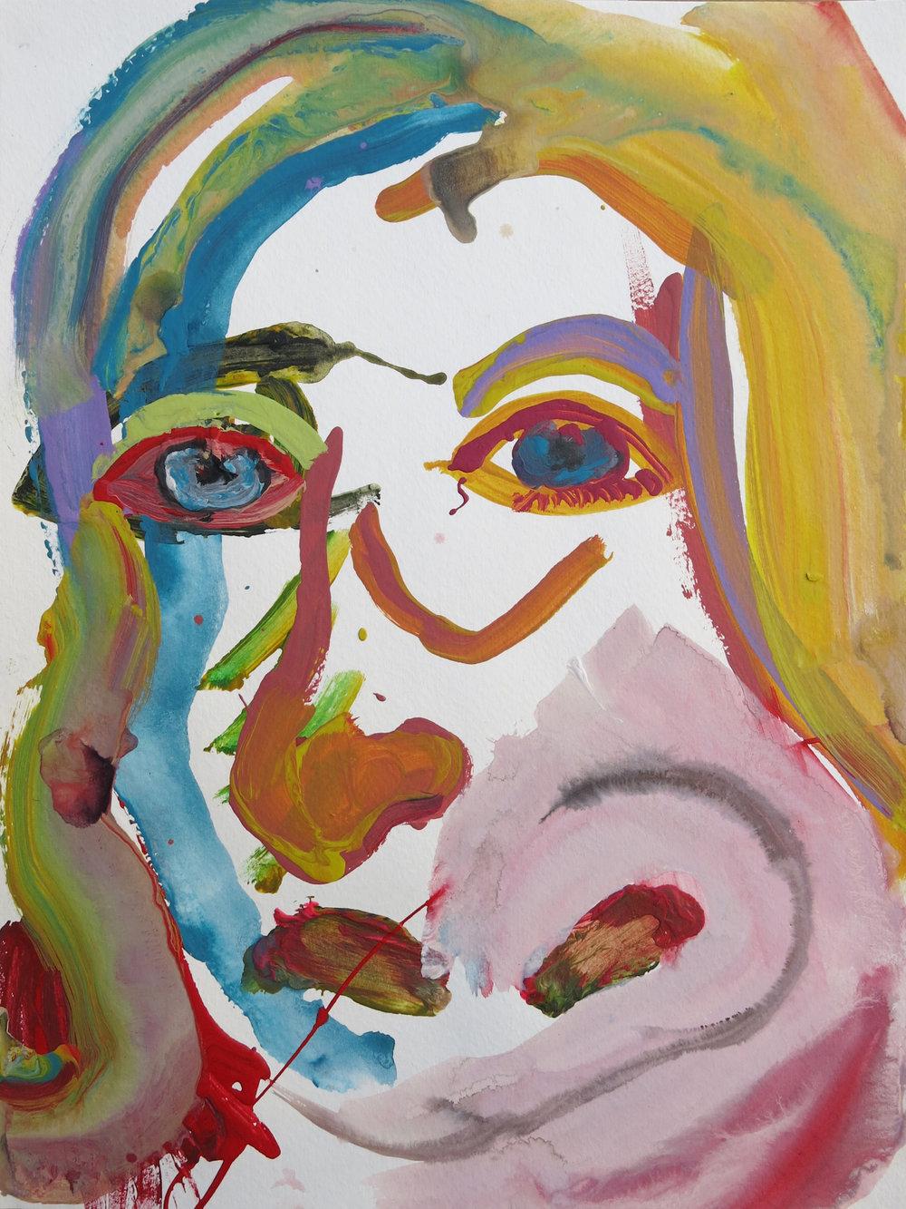 Barbra Streisand Portrait #131