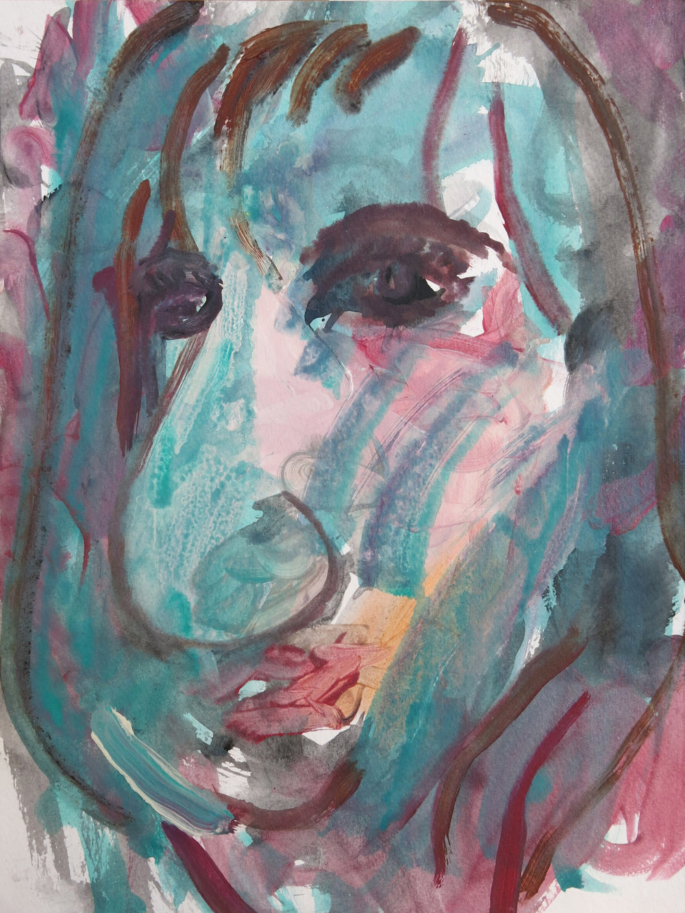 Barbra Streisand Portrait #134