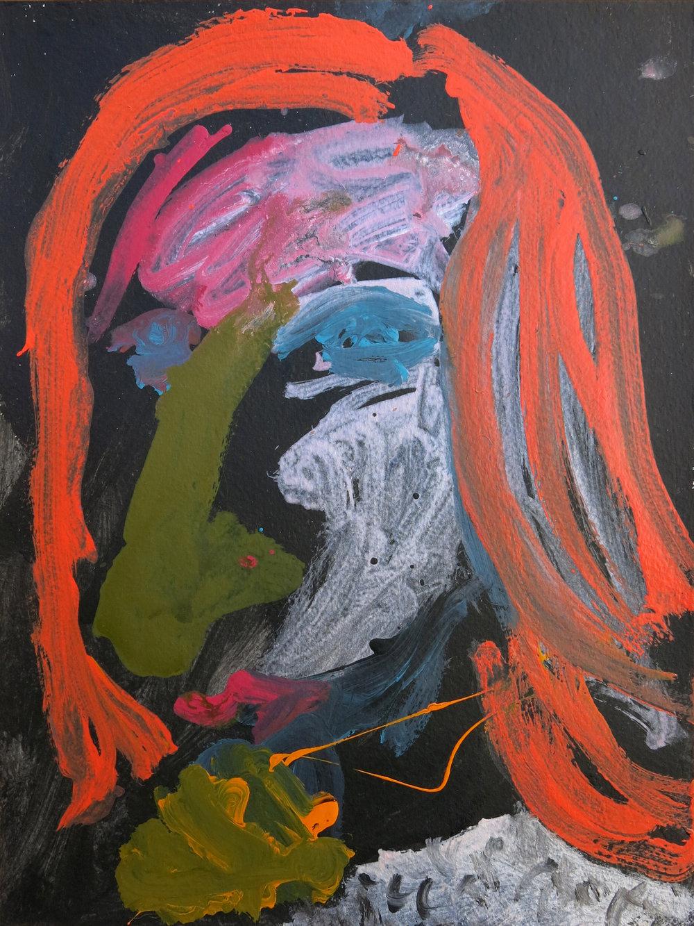 Barbra Streisand Portrait #138