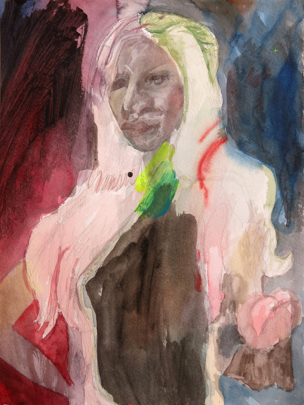 Barbra Streisand Portrait #139