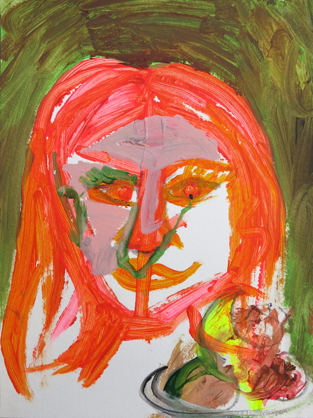Barbra Streisand Portrait #140