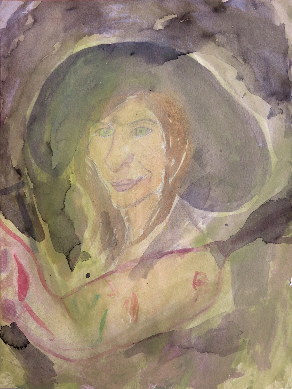 Barbra Streisand Portrait #141