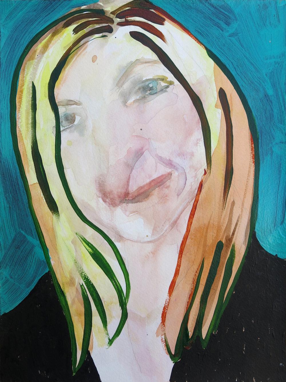 Barbra Streisand Portrait #142