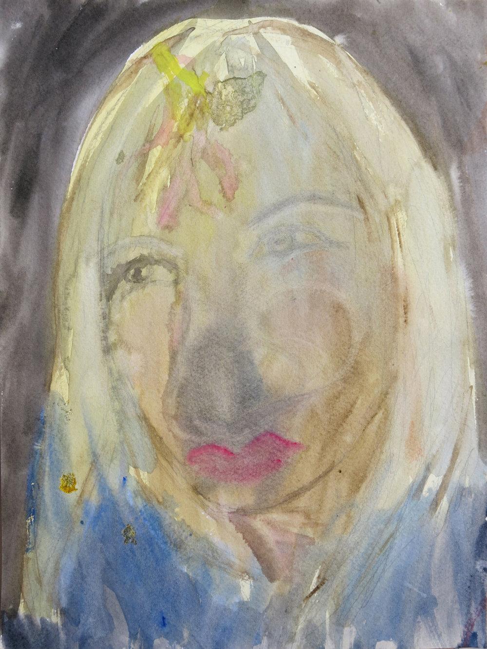 Barbra Streisand Portrait #146