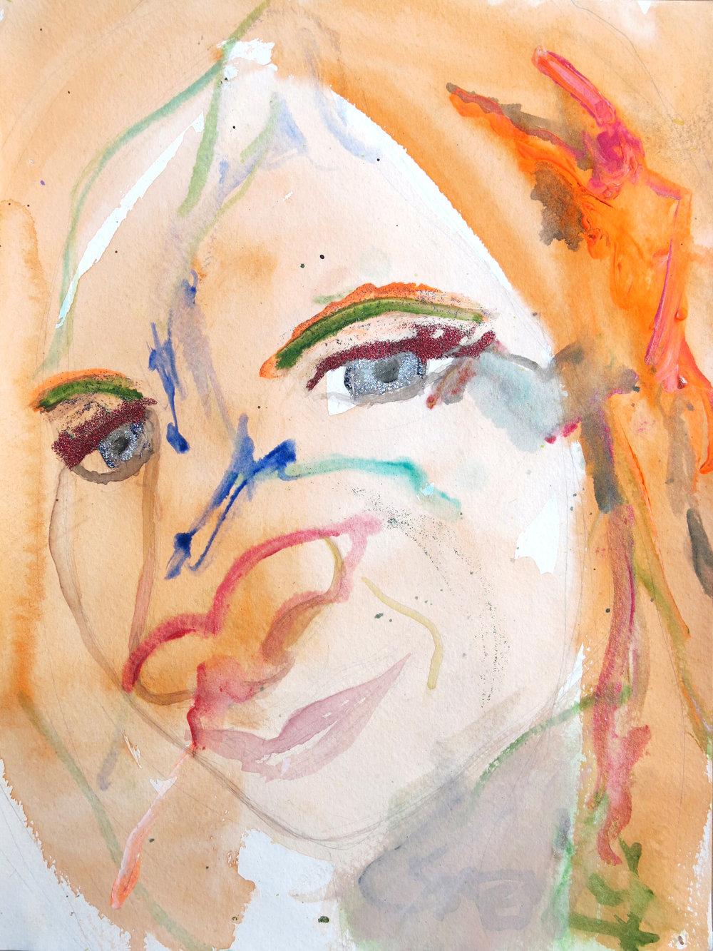 Barbra Streisand Portrait #149