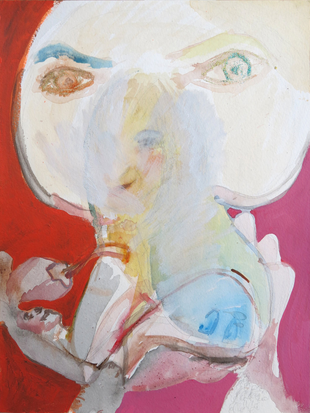 Barbra Streisand Portrait #151