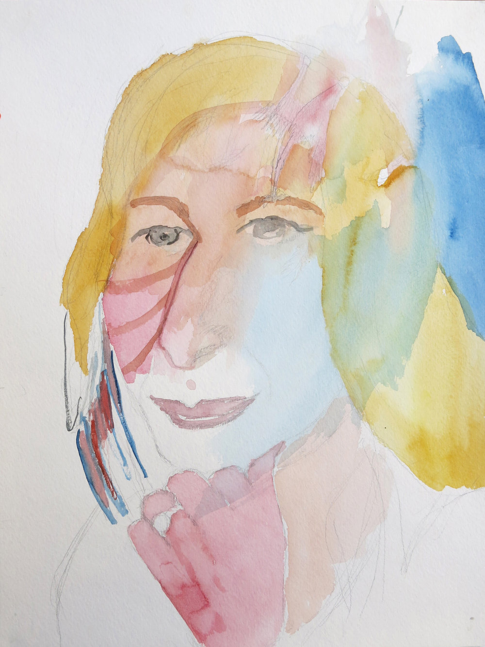Barbra Streisand Portrait #155