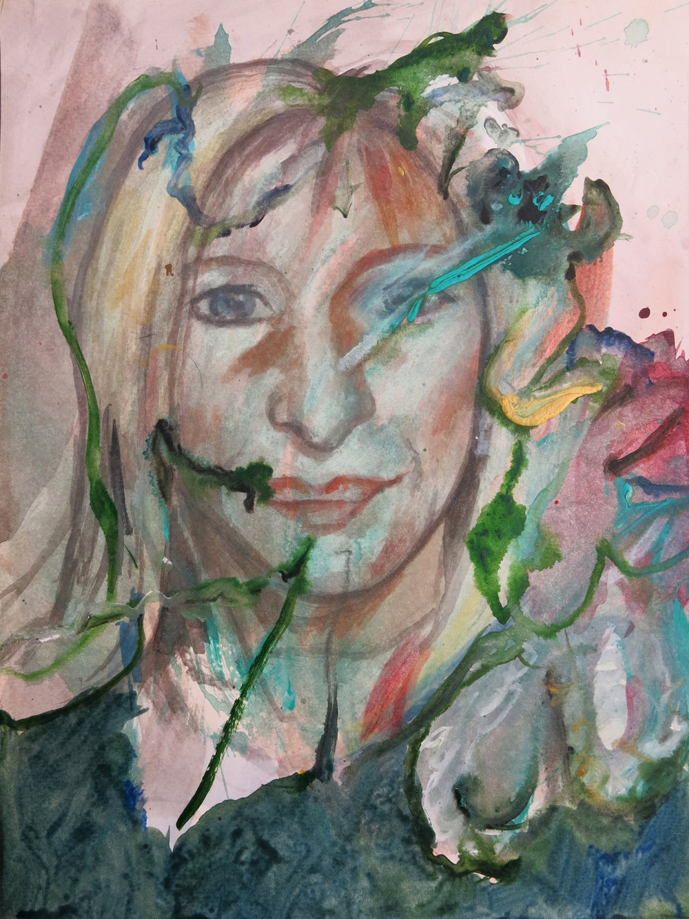 Barbra Streisand Portrait #161