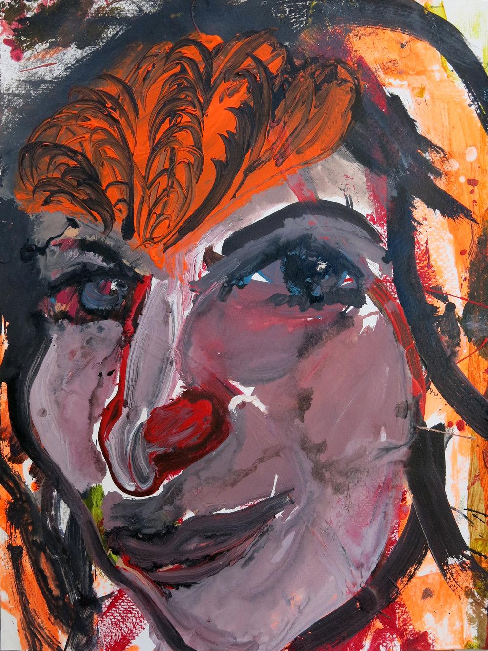 Barbra Streisand Portrait #165