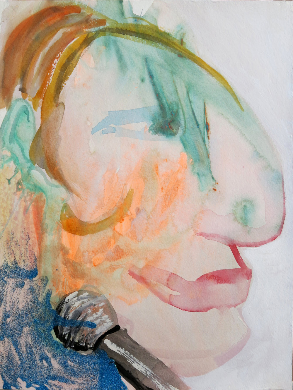 Barbra Streisand Portrait #166