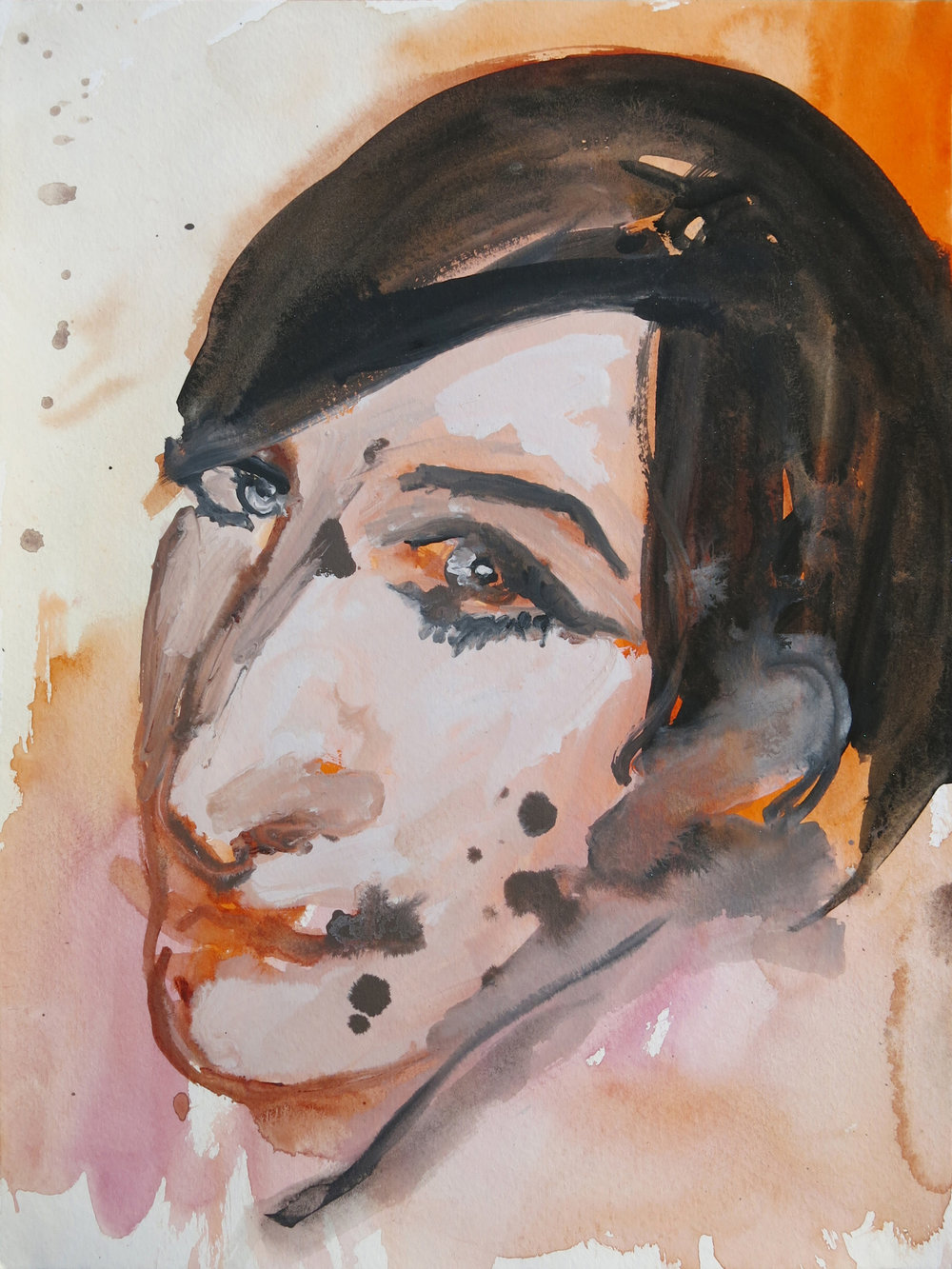 Barbra Streisand Portrait #178