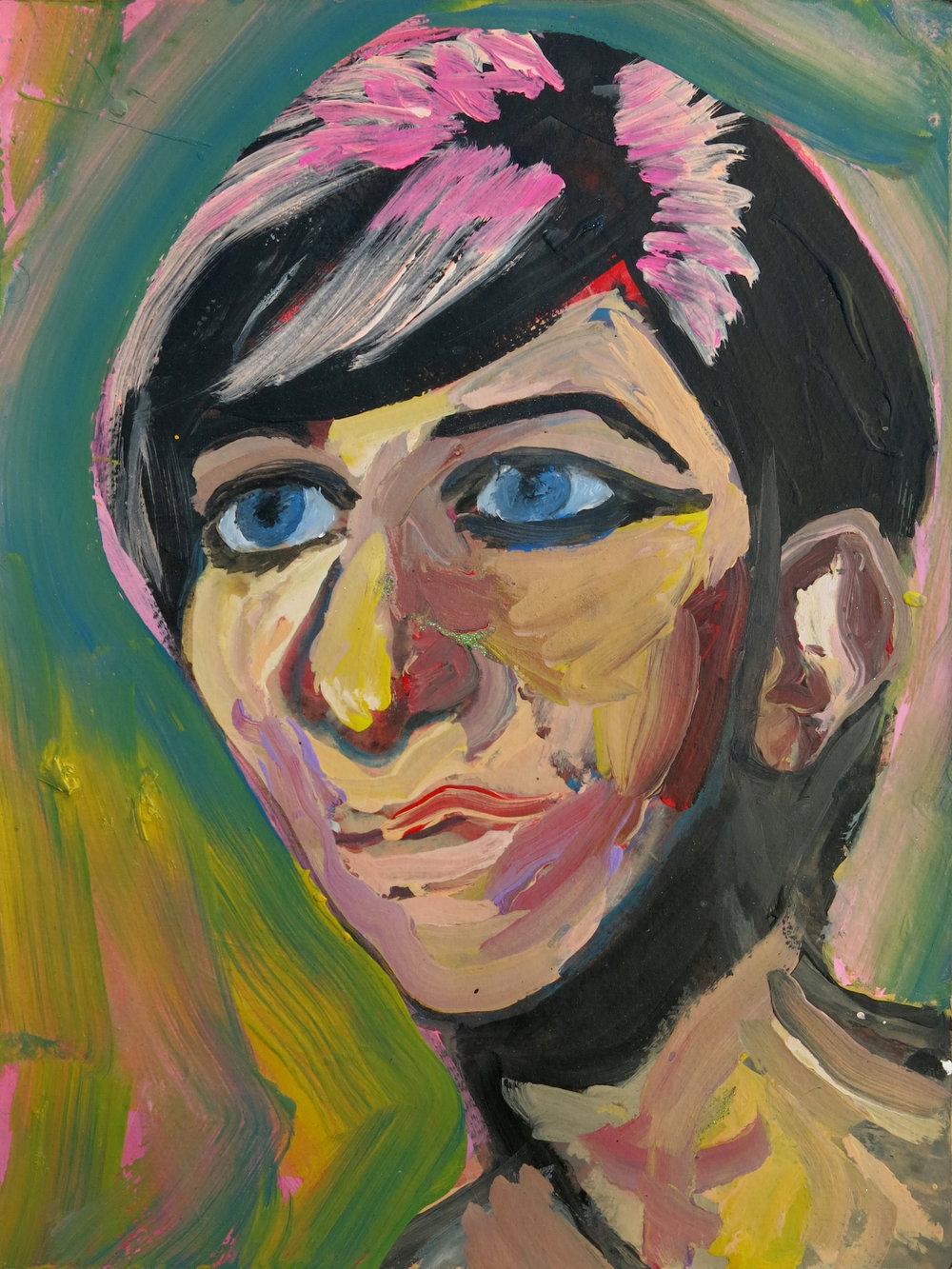 Barbra Streisand Portrait #183