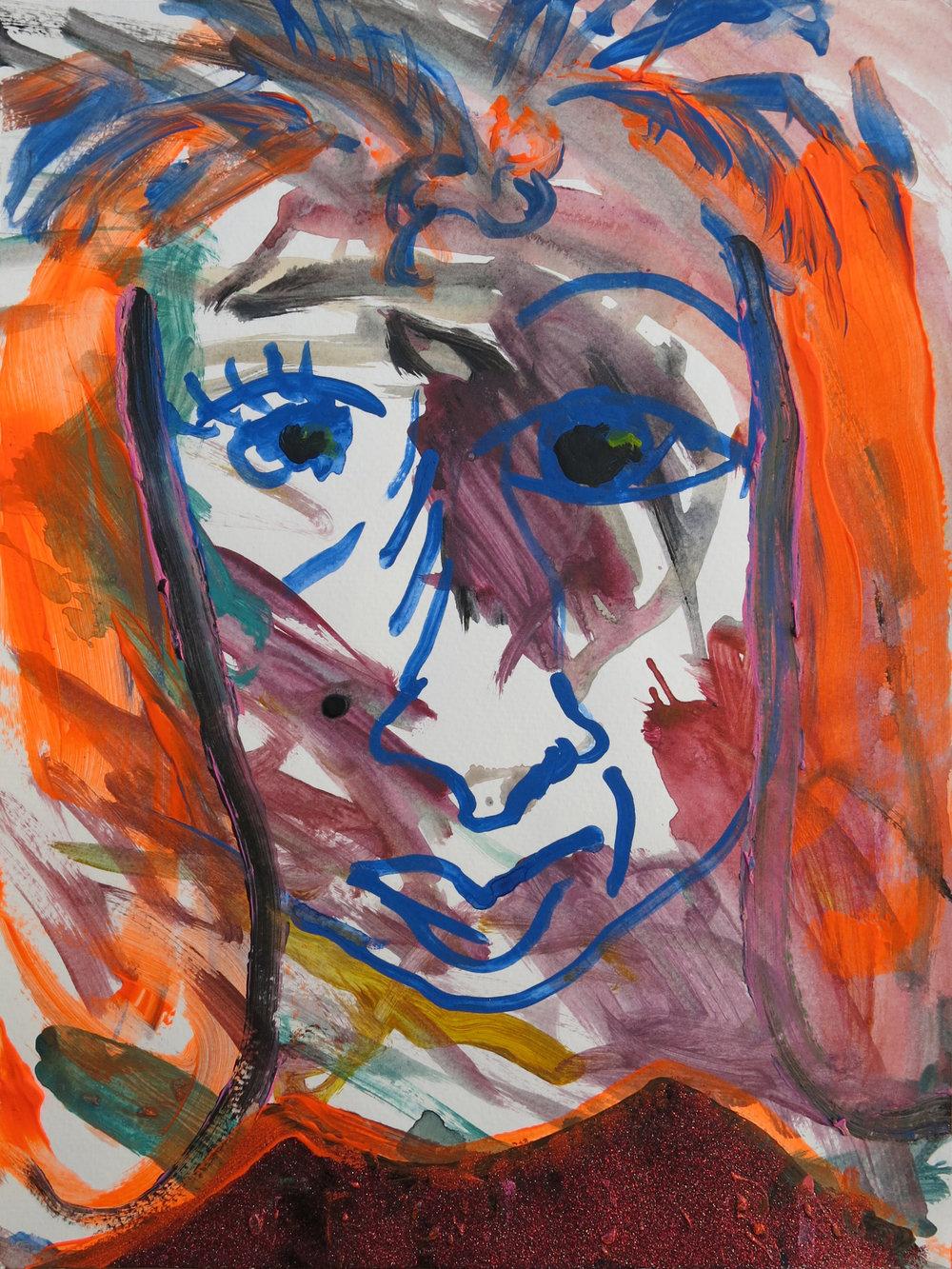 Barbra Streisand Portrait #184