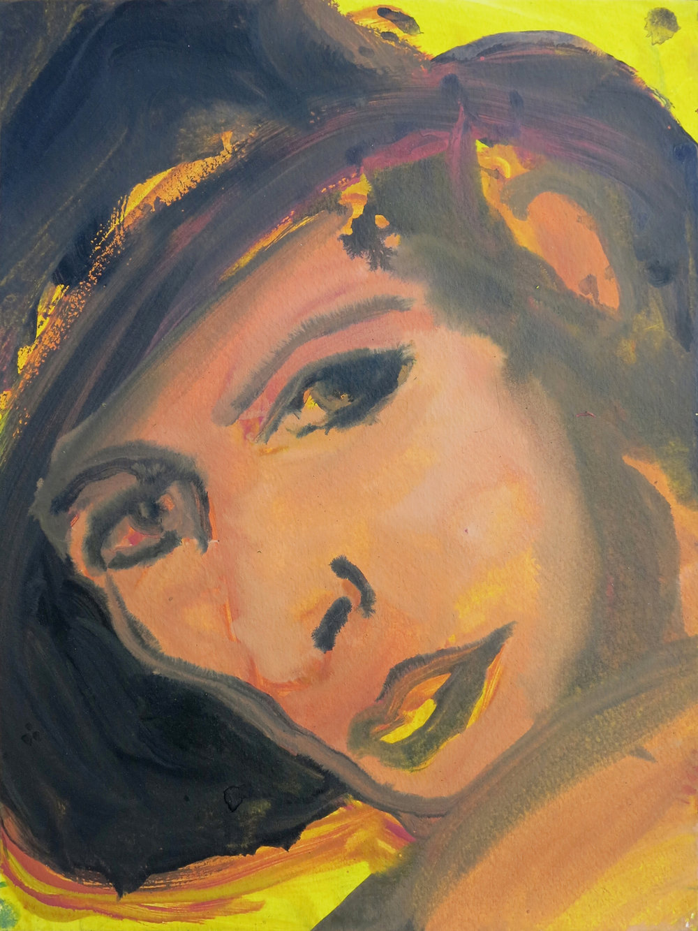 Barbra Streisand Portrait #185