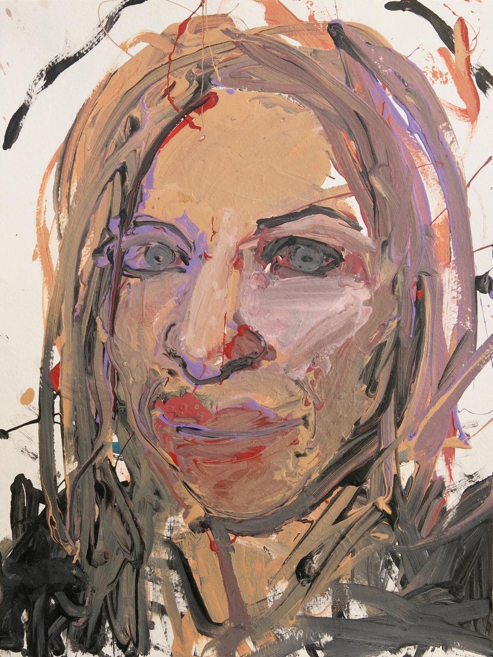 Barbra Streisand Portrait #186