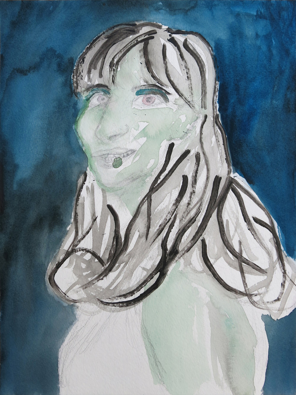 Barbra Streisand Portrait #188
