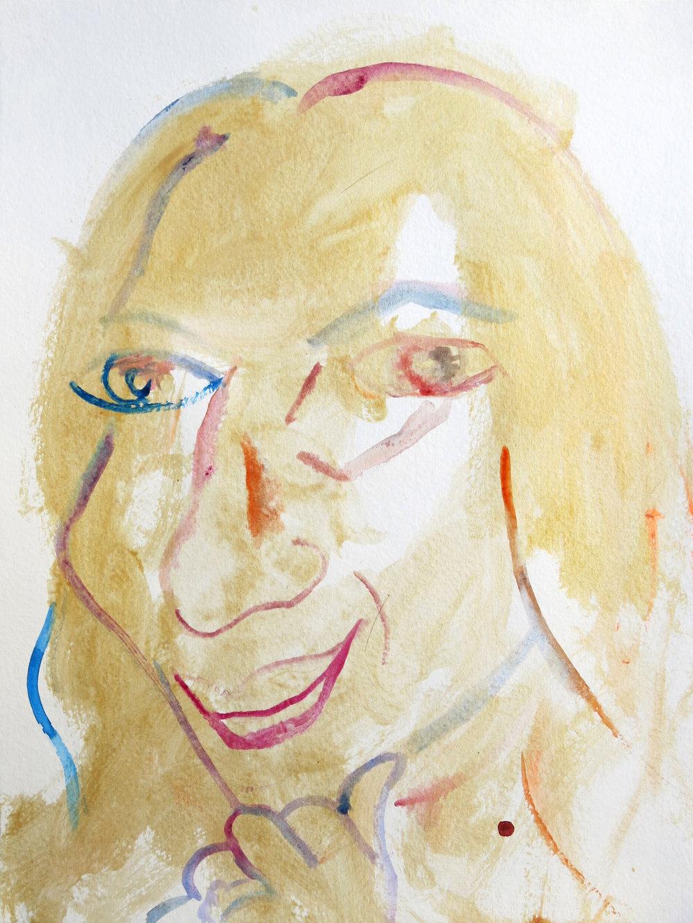 Barbra Streisand Portrait #172