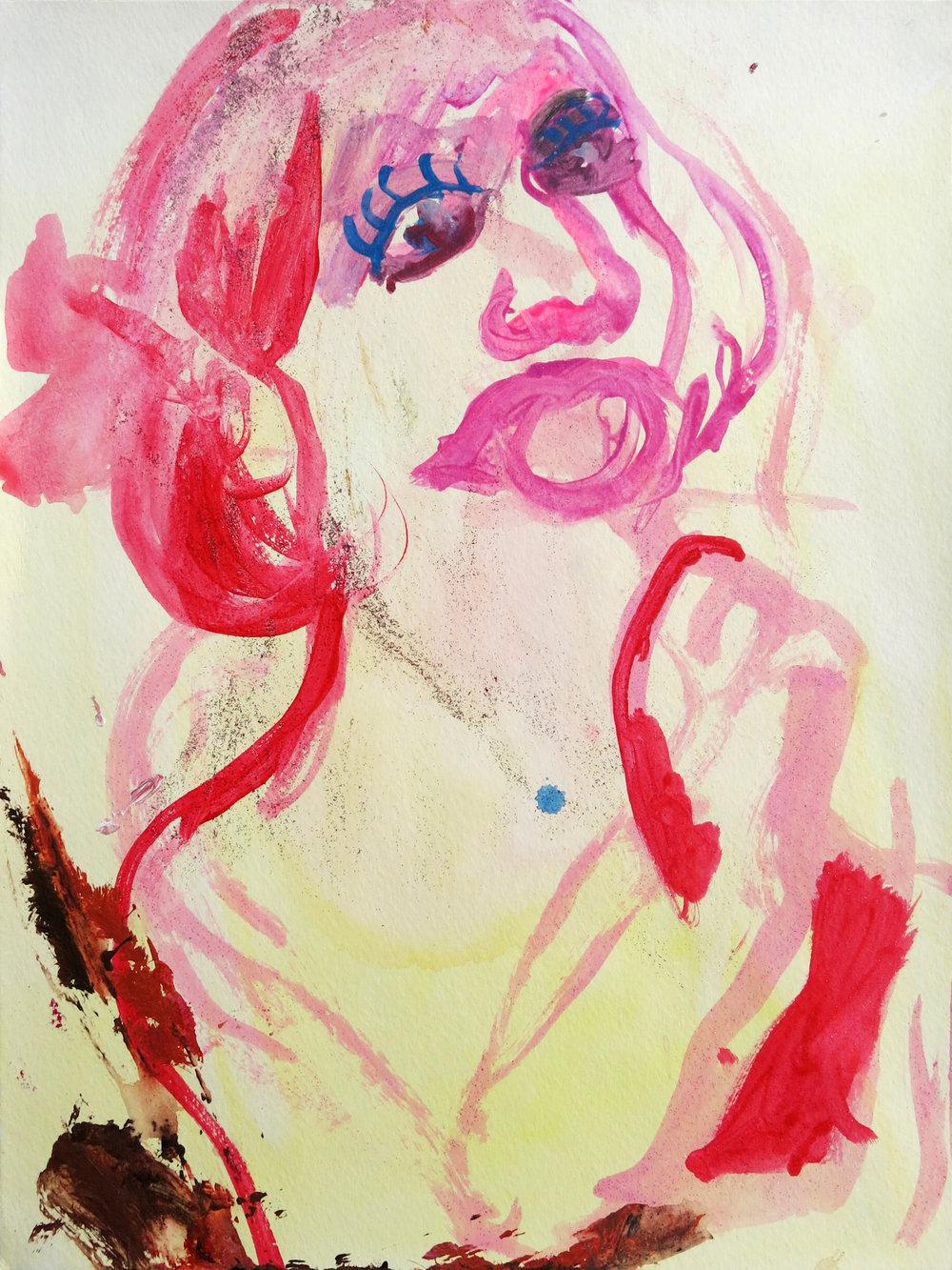Barbra Streisand Portrait #189