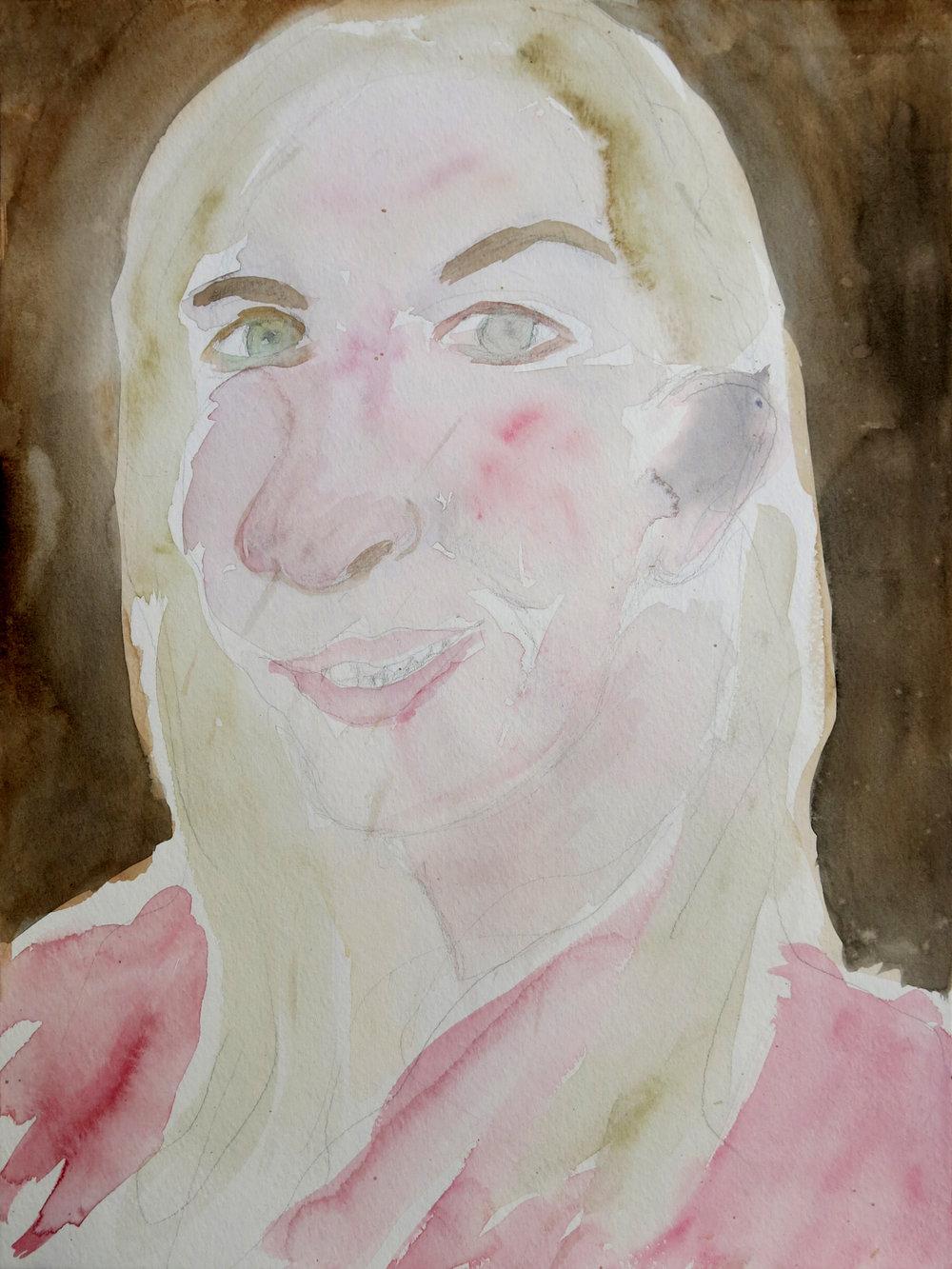 Barbra Streisand Portrait #201