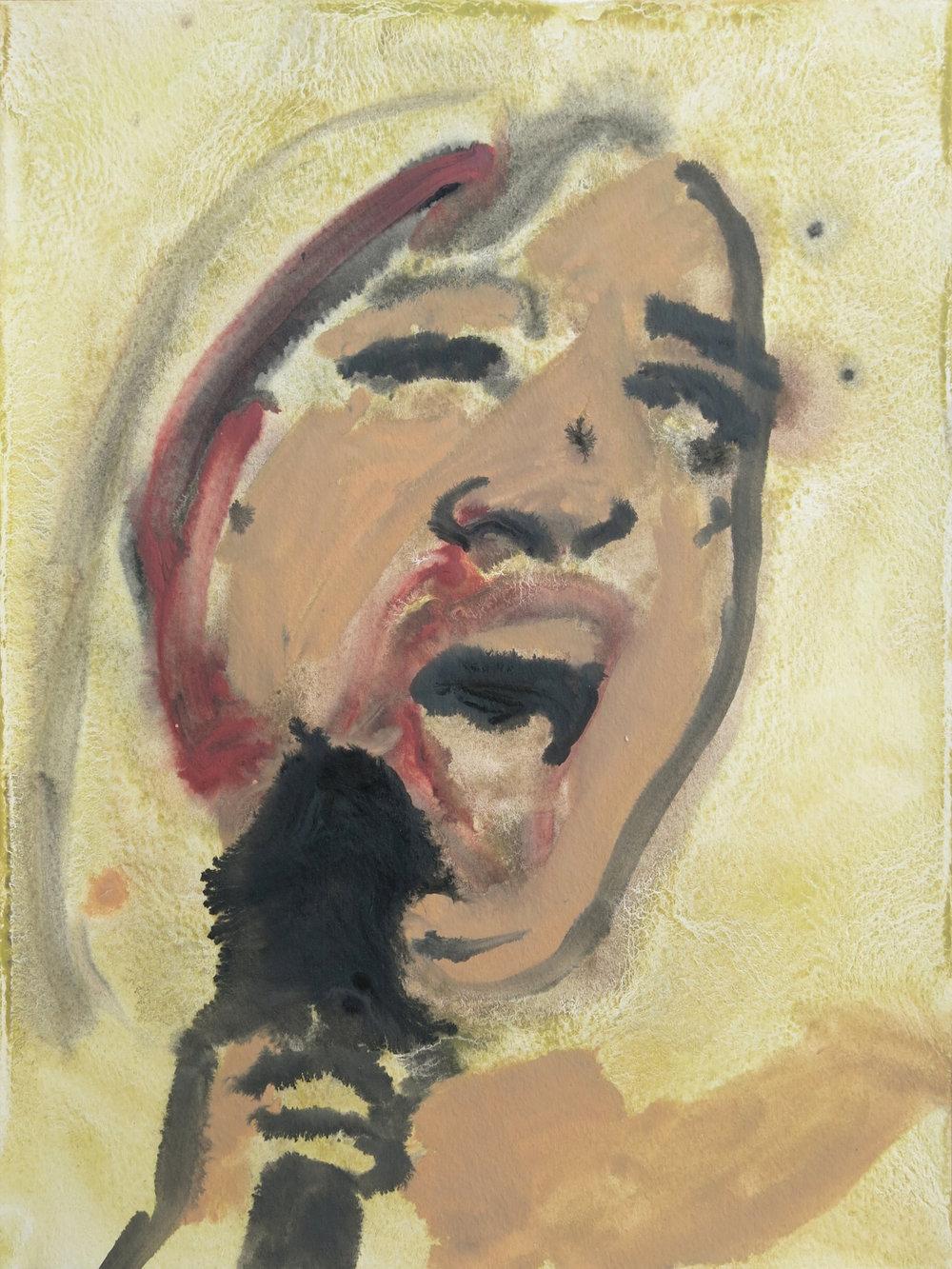 Barbra Streisand Portrait #200