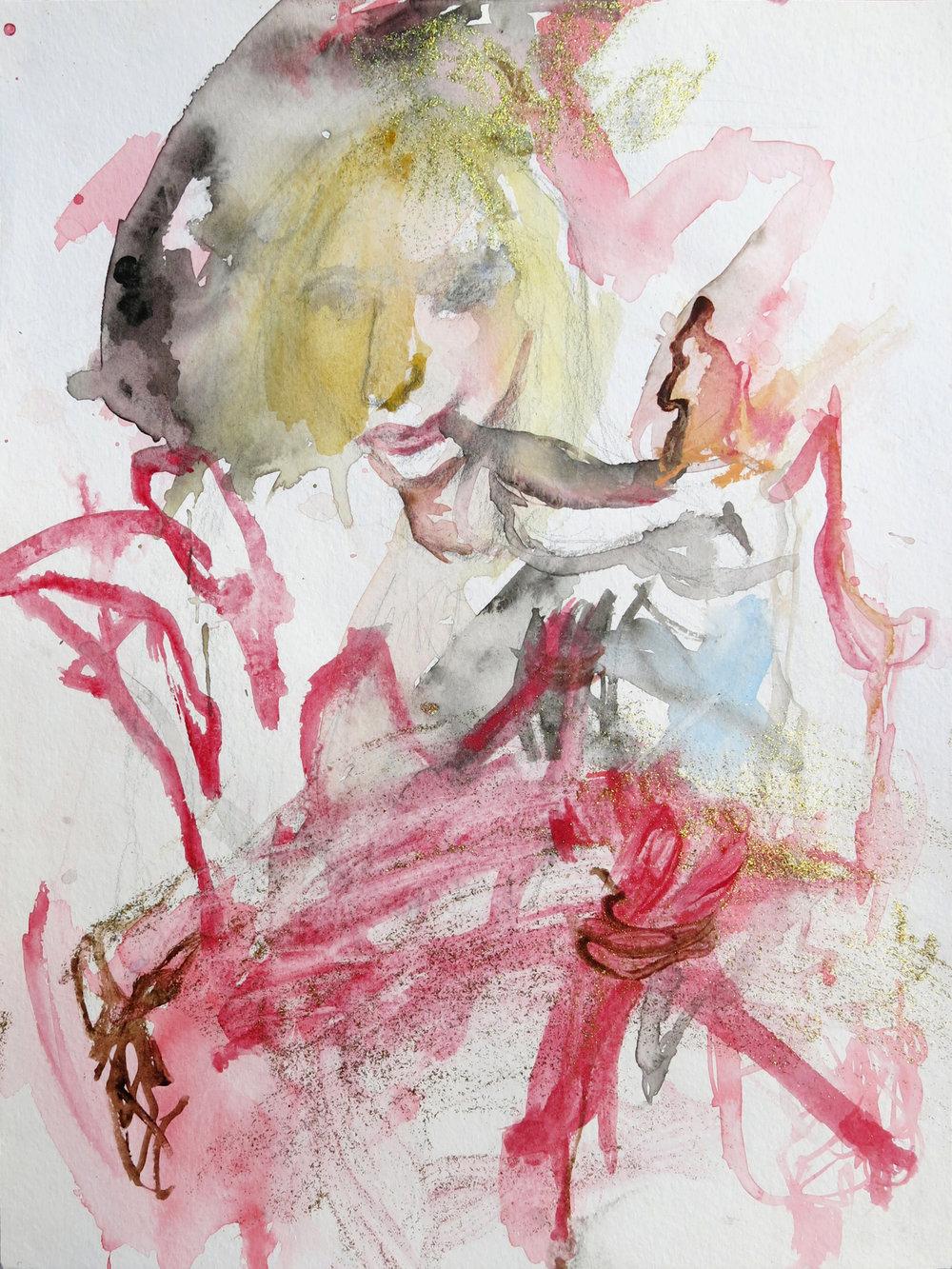 Barbra Streisand Portrait #207