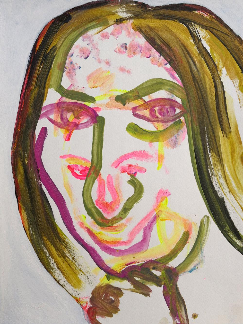 Barbra Streisand Portrait #211