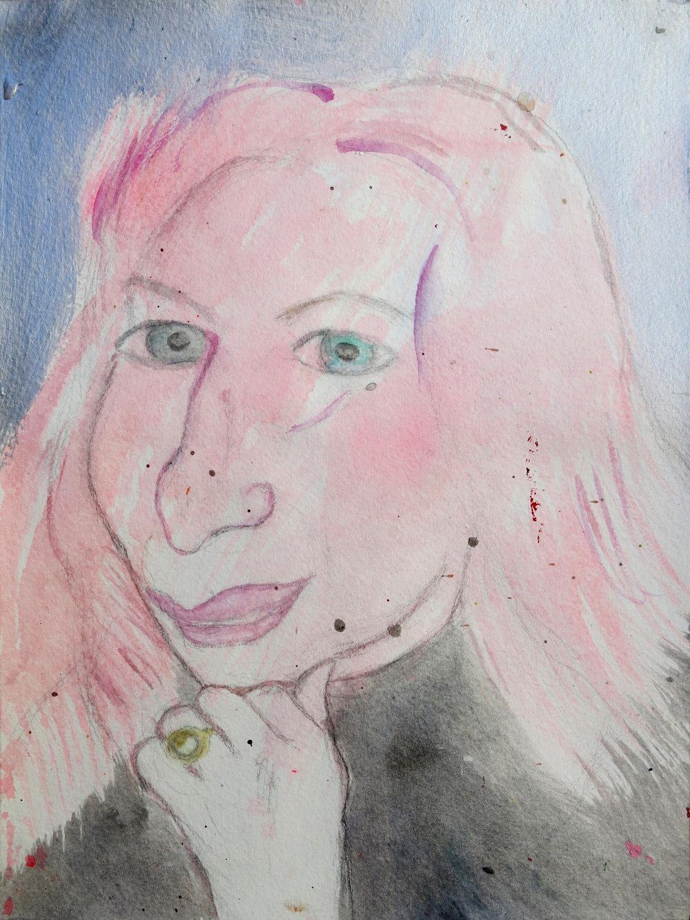 Barbra Streisand Portrait #220