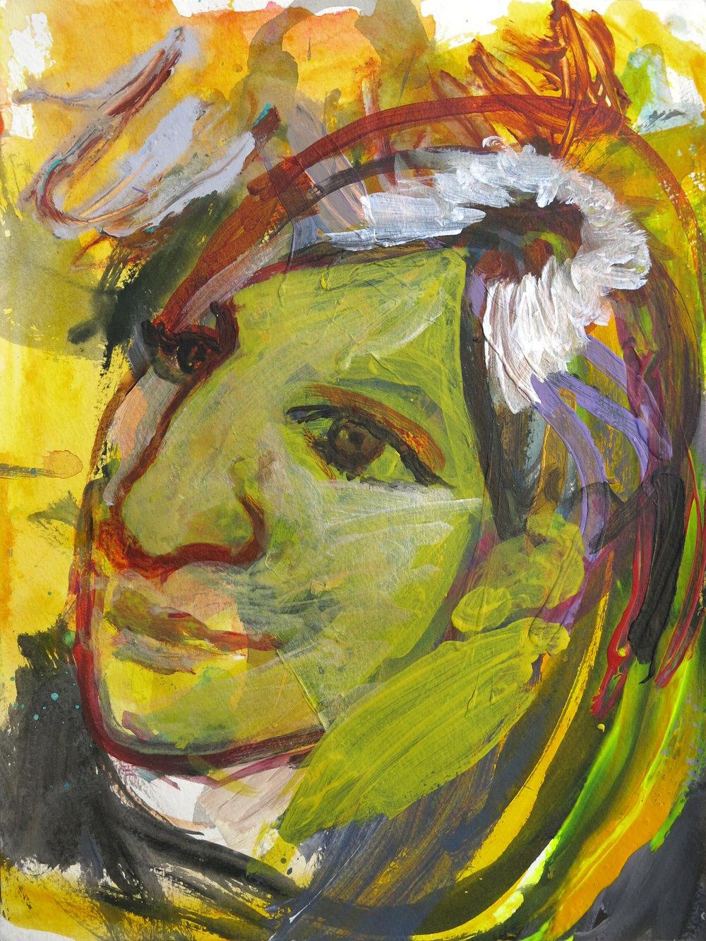 Barbra Streisand Portrait #212
