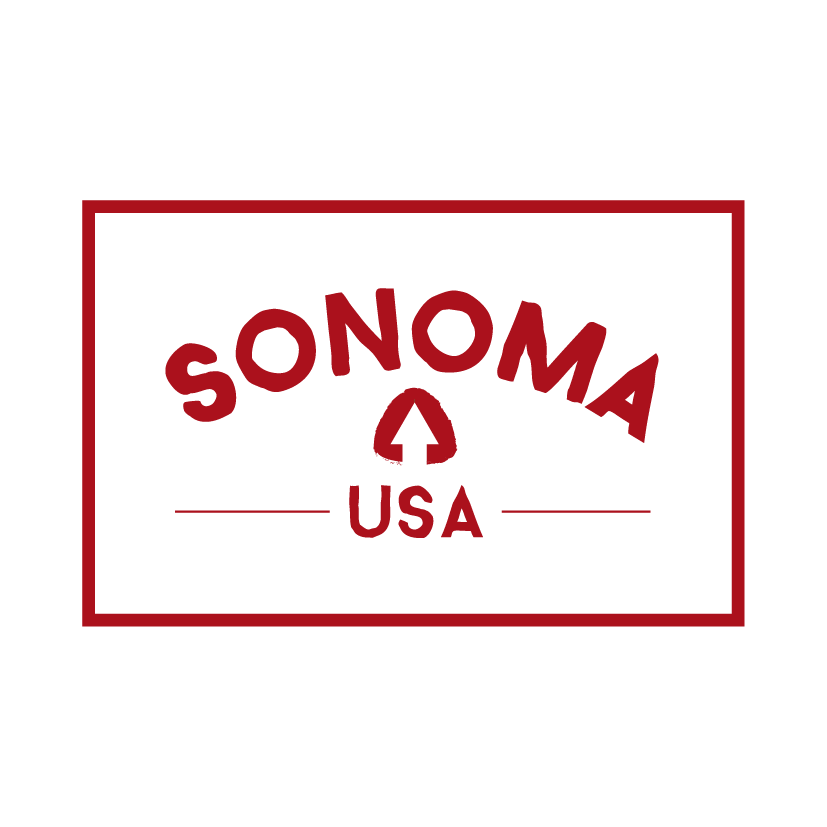 - We founded Sonoma-USA with the goal to create a brand that reflects who we are, what we believe in and tells the world where all of our products are made: right here in our Santa Rosa factory in the heart of sunny Sonoma County. Sonoma-USA is owned by TekTailor Inc., a Benefit Corporation and soon to be certified B-Corp, with the goal to bring more sustainable textile and apparel manufacturing to the United States.