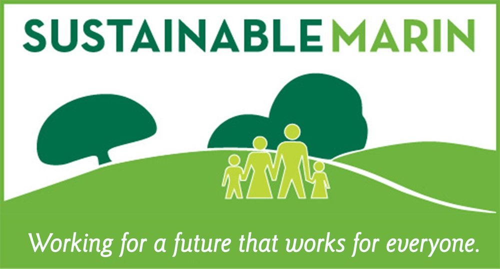 - Sustainable Marin is a non-profit organization of volunteers who advocate and educate on sustainability at the County level, aiming at tangible, measurable results, and interacting constructively with County, cities and agencies. It is also the parent to Sustainable San Rafael and Sustainable Novato.