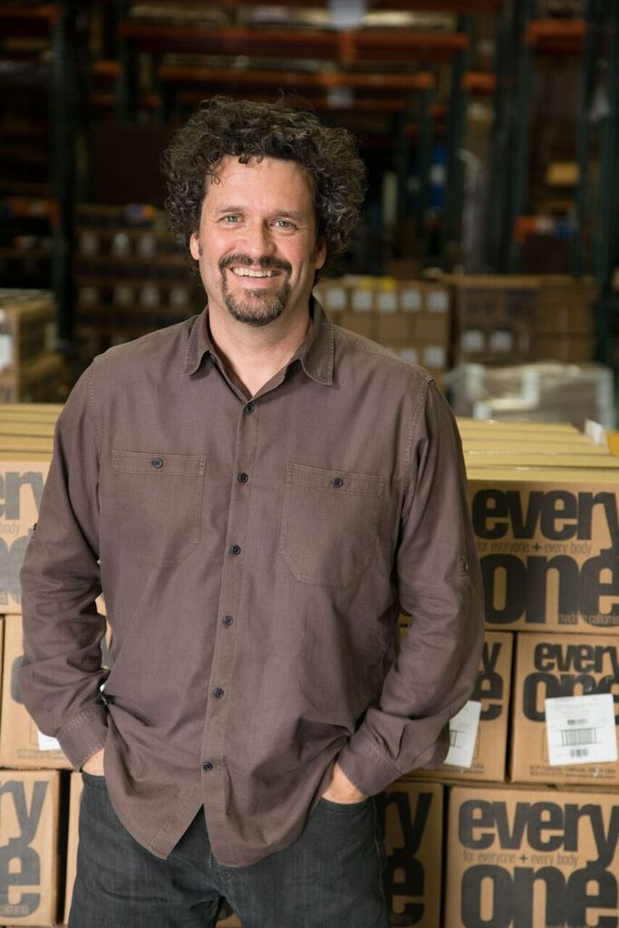 - Brad Black is the co-founder and co-CEO of EO Products. His focus for the last 22 years has been creating responsible products for his family, his friends, and himself. By staying true to his values, he creates sustainable relationships with the world through every bottle of EO® and Everyone™.