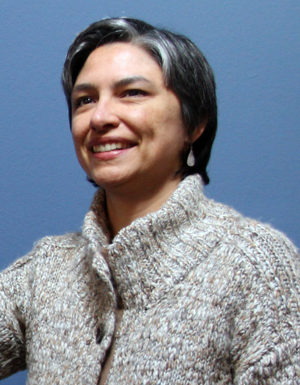"""- In 2017 Felicia Chávez completed a dissertation, """"Sustainability and Spirituality: Common Threads and Common Threats."""" She also organized Systems Thinking Marin under MarinLink, its mission is to raise awareness about, and adoption of, systems thinking in Marin County. First-hand spiritual experience contributes to a more equitable, sustainable local system."""