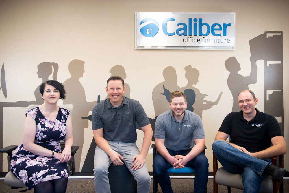 Caliber Team 2018