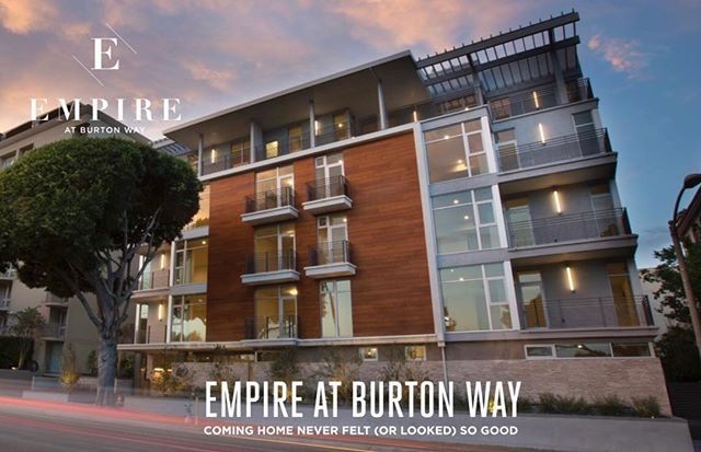 Join us today for our broker open house for champagne and treats from 11am-2pm! 9265 Burton Way, Beverly Hills #empireatburtonway #empirepropertygroup #empireatbw #empireatkings #empireatbellagio #empireatnorton #westhollywoodapartments #westhollywood #weho #weholiving #beverlyhills  #lovebeverlyhills #beverlyhillsliving #beverlyhillsapartments #belairapartments #luxuryapartments #nyinla #realestate #developer #losangelesapartments #architecture #apartmentdesign #luxurydevelopment #residentialdesign