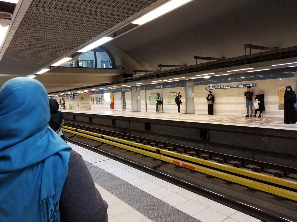Algiers Subway