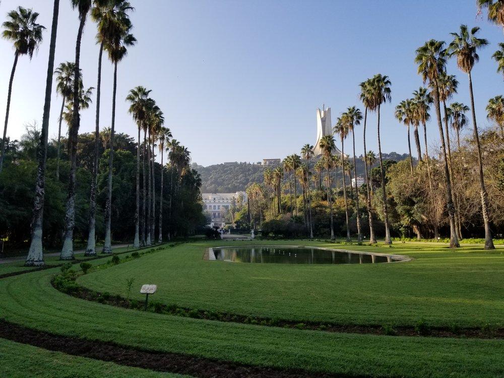 Botanical Garden El Hamma