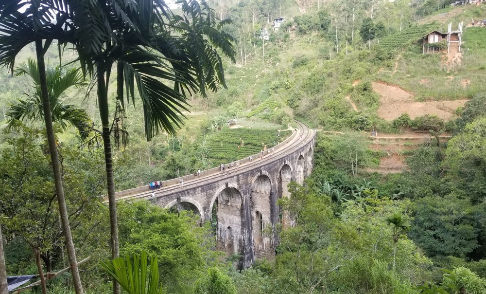 Nine Arch Bridge - Ella