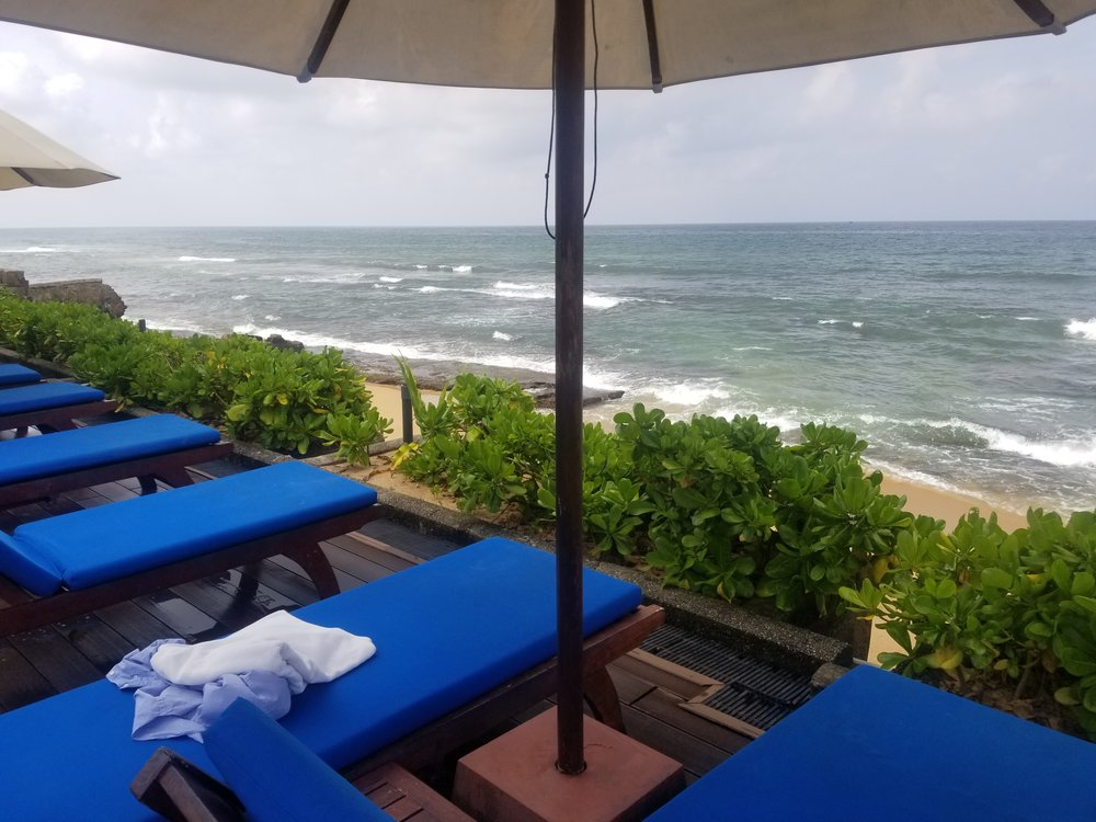 Galle Face Pool Deck - Colombo