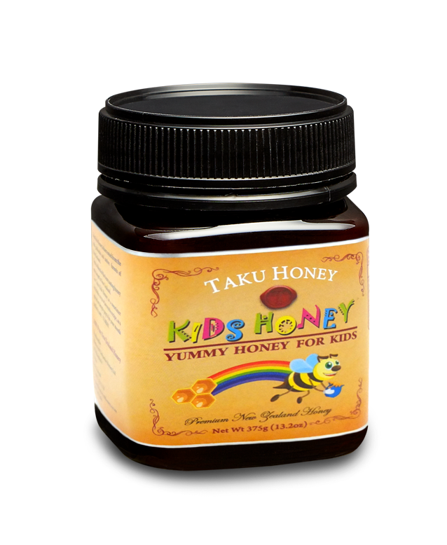Kids Honey  A great source of natural energy for kids, our Kids honey is a yummy mild blend that children just love.