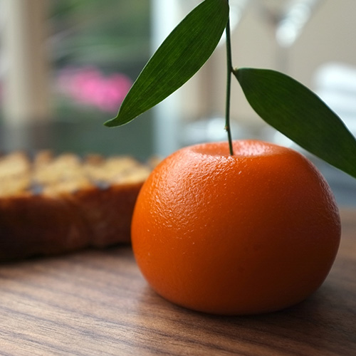 London Meat fruit Find a table at Dinner by Heston Blumenthal