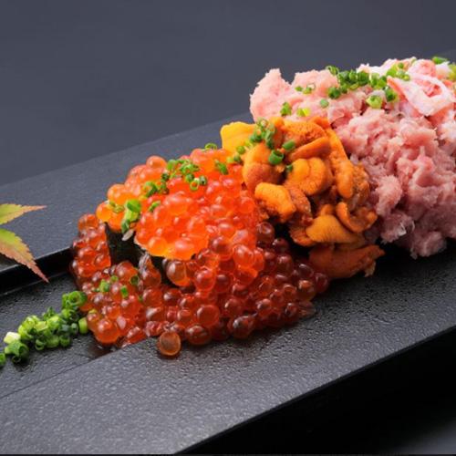 Tokyo  Kobo Rainbow Sushi  Find a table at   Itamae Sushi Edo