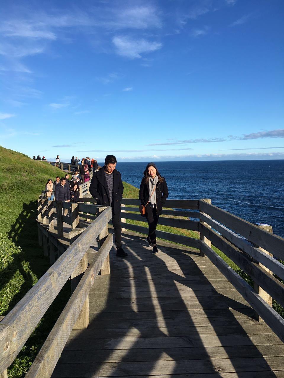 The Nobbies Boardwalk  Credit: Teresa Taing