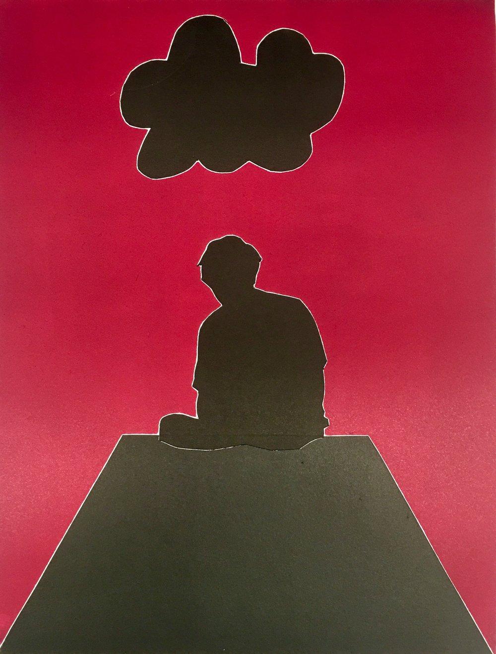 Boy, alone