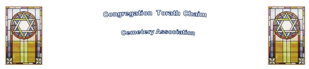 Torath Chayim Cemetery…