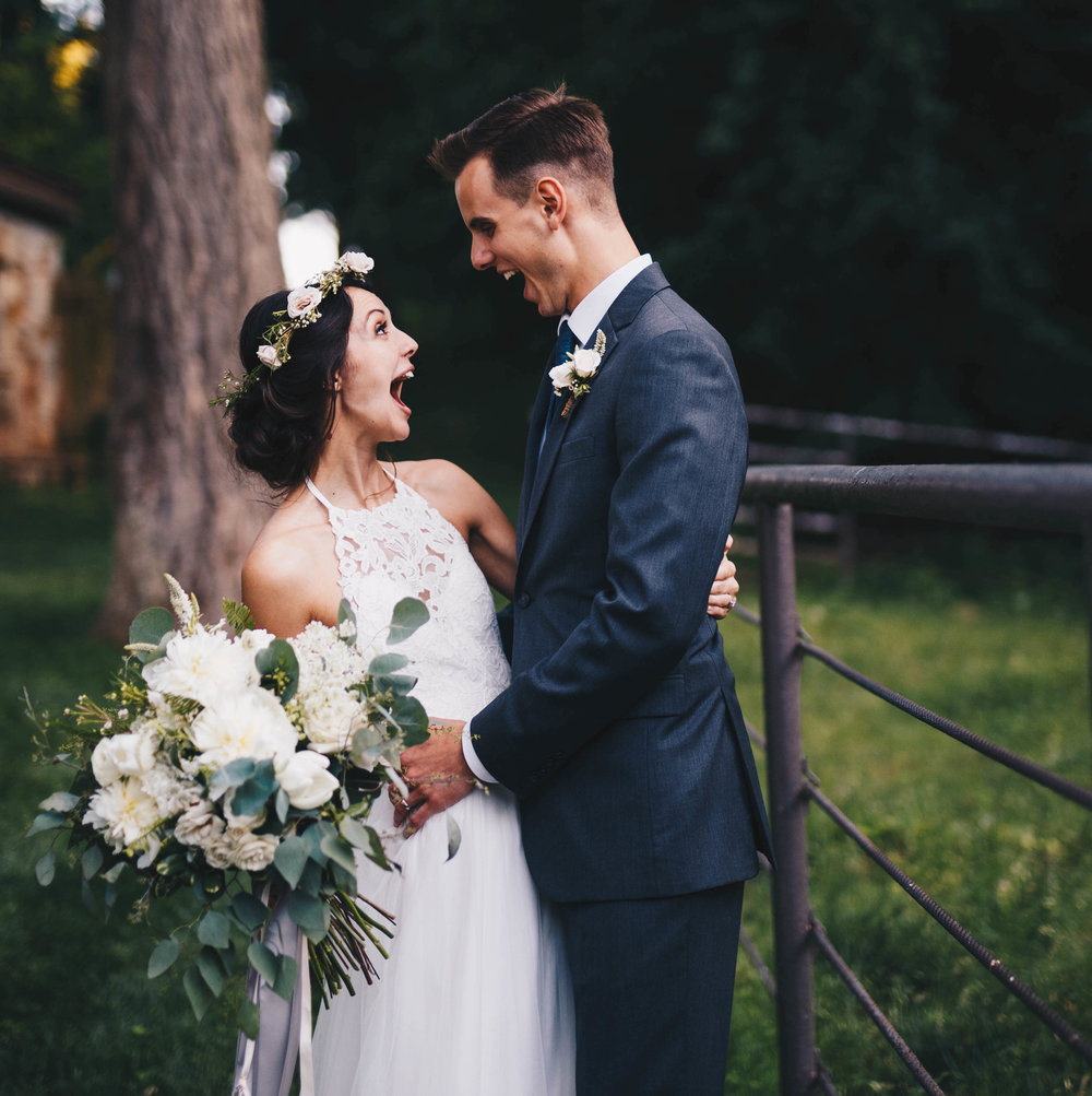Our Story. - We got married in June of 2017 and Jesus was changing more than a last name. A week after the wedding Erik lost his job, an employment opportunity fell through for Emily, and God was just getting started.Earlier on in our relationship, we prayed over what it would look like to start a videography company, but we always thought it was further down the road. MUCH further. But there was no questioning God's timing. After earnestly seeking direction through prayer and clinging to God's grace, we started Willow Narrative.Our prayer is that God's name is glorified through Willow - that others will see His insane love for them - and have no other option but to praise Jesus.